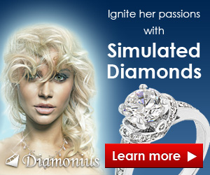 stimulated diamonds